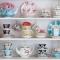 100 Years Teaware 10 Piece Set Cup & Saucer 1950-1990