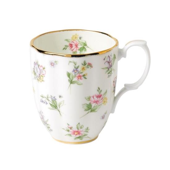 100 Years Teaware Mug-1920's Spring Meadow