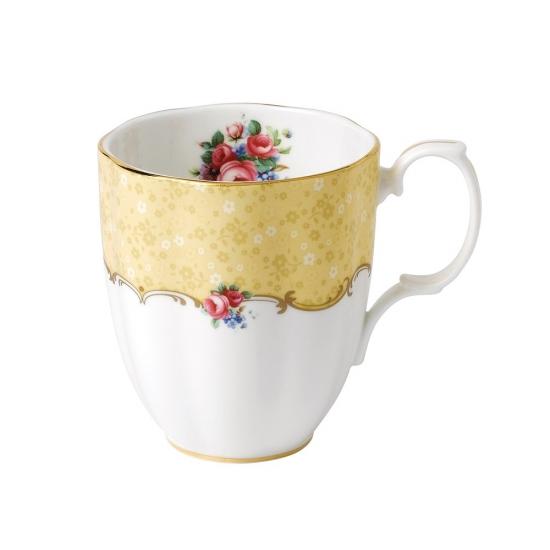 100 Years Teaware Mug-1990's Bouquet