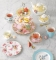 100 Years Teaware 5 Plates Set(50-90'S)