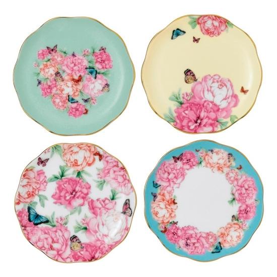 Miranda Kerr Set of 4 Plates 20cm