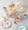 100 Years 1990 Teapot, Cream & Sugar