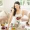 Miranda Kerr Friendship 3 Piece Set Tranquility, Blue